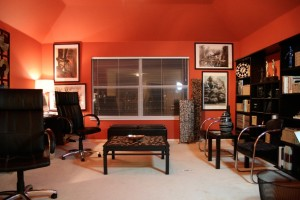 Felicia Pinkney: Home office makeover for Find & Design